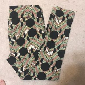 LuLaRoe Disney Minnie Mouse Leggings